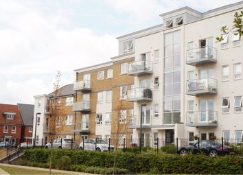 Thumbnail 2 bed flat for sale in 4 Heron Way, Maidenhead