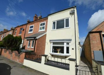 3 bed end terrace house for sale in John Street, Enderby, Leicester LE19
