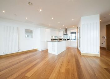 Thumbnail 3 bedroom flat to rent in Arena Tower, 25 Crossharbour Plaza, London