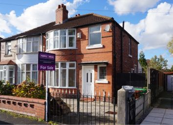 Thumbnail 3 bedroom semi-detached house for sale in Leighbrook Road, Manchester