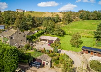 Thumbnail 5 bed detached house for sale in Dean Head Lane, Diggle, Saddleworth