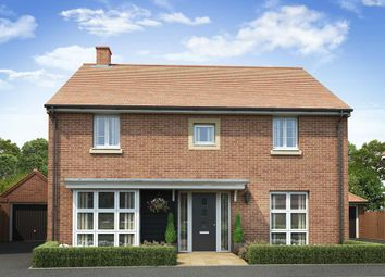 "Thumbnail 4 bedroom detached house for sale in ""Chelworth"" at Appleton Drive, Basingstoke"