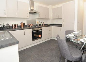"Thumbnail 2 bed property for sale in ""The Lockton At Roman Fields"" at Fletcher Way, Peterborough"
