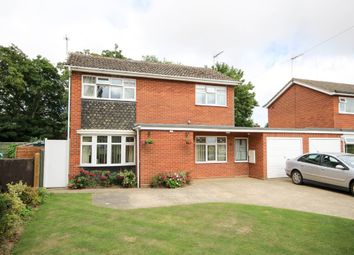 Thumbnail 3 bed link-detached house for sale in White Street, Martham, Great Yarmouth