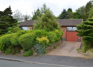 Thumbnail 3 bed detached bungalow for sale in Basnetts Wood, Endon, Stoke-On-Trent