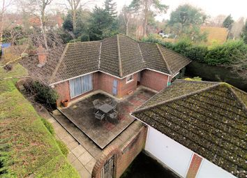 Thumbnail 3 bed detached bungalow for sale in Shaftesbury Road, Woking