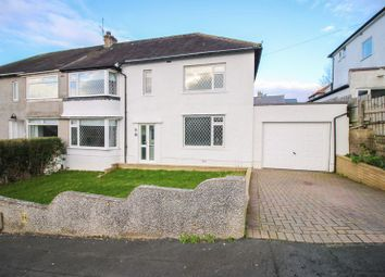 Thumbnail 3 bed semi-detached house for sale in Ballabrooie Way, Douglas, Isle Of Man