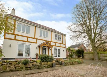Thumbnail 5 bed detached house for sale in Alexandra Terrace, Stanton Hill, Sutton-In-Ashfield