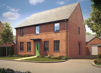 "Thumbnail 4 bed detached house for sale in ""Chelworth"" at Langaton Lane, Pinhoe, Exeter"