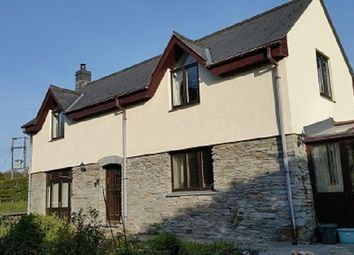Thumbnail 2 bed detached house for sale in Llanfyrnach
