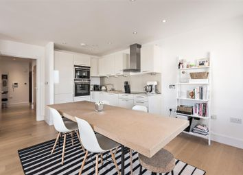 Thumbnail 2 bed flat for sale in Downhall Road, Kingston Upon Thames