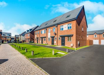 Thumbnail 3 bedroom town house for sale in Little Burton Drive, Tipton