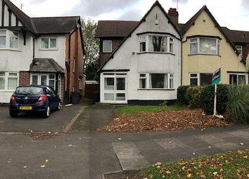 Thumbnail 3 bed semi-detached house for sale in Robinhood Lane Hall Green, Birmingham