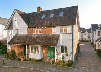 Thumbnail 5 bed semi-detached house to rent in Milton Lane, Kings Hill