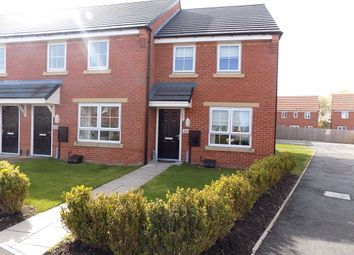Thumbnail 2 bedroom mews house for sale in Willow Road, Thornton-Cleveleys
