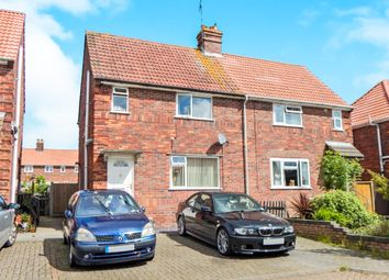 Thumbnail 3 bedroom semi-detached house for sale in Marl Close, Yeovil