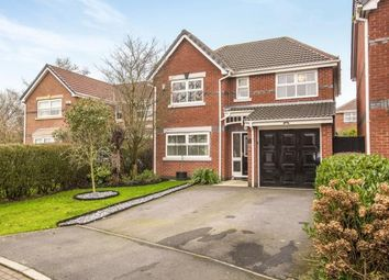 Thumbnail 4 bed detached house for sale in Broom Close, Leyland, Lancashire