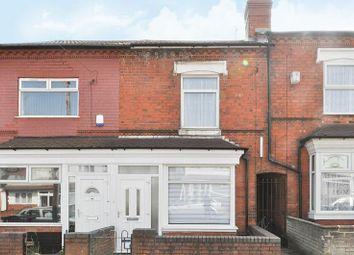 Thumbnail 2 bedroom terraced house for sale in Milner Road, Selly Oak, Birmingham