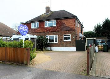 Thumbnail 4 bed semi-detached house for sale in Kings Avenue, Tongham