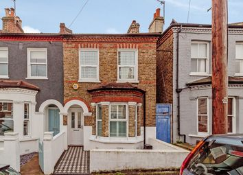 Thumbnail 3 bed end terrace house for sale in Wellfield Road, London, London