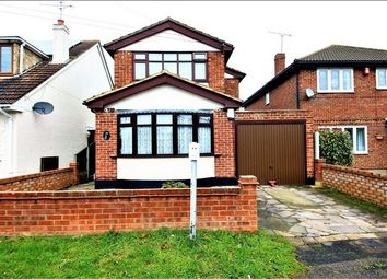 Thumbnail 3 bed detached house for sale in Lionel Road, Canvey Island, Essex