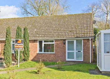 Thumbnail 1 bedroom semi-detached bungalow for sale in Peakhall Road, Tittleshall, King's Lynn