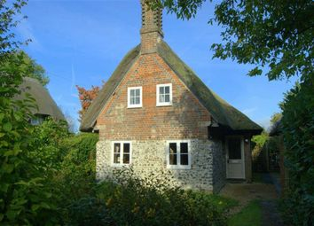 Thumbnail 2 bedroom cottage for sale in Wilcot, Pewsey, Wiltshire