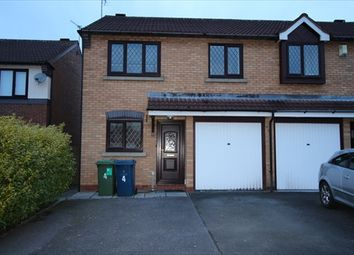 Thumbnail 3 bedroom semi-detached house to rent in Glamis Drive, Stone