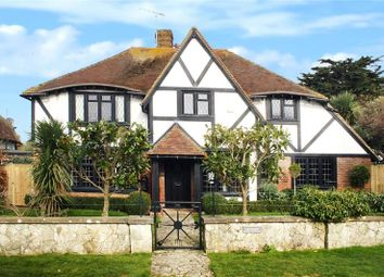 Thumbnail 4 bed detached house for sale in The Thatchway, Rustington, Littlehampton