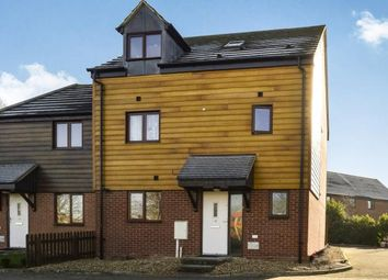 Thumbnail 5 bedroom end terrace house for sale in Ulverston Crescent, Broughton, Milton Keynes, Buckinghamshire