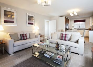 Thumbnail 2 bed flat for sale in Friars Way, Roby, Knowsley