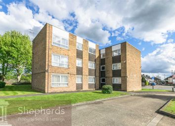 Thumbnail 2 bed flat to rent in Wharf Road, Broxbourne, Hertfordshire