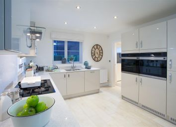 Thumbnail 3 bed detached house for sale in Church Road, Newbold On Stour, Stratford-Upon-Avon