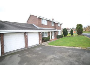 Thumbnail 3 bed detached house for sale in St. Margarets Drive, Wellington, Telford