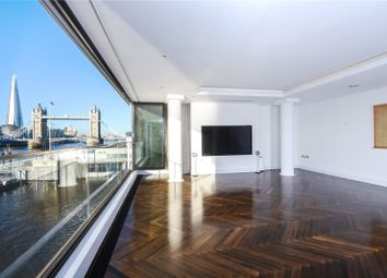Thumbnail 2 bed flat to rent in Tower View Apartments, 84 St. Katharines Way, London