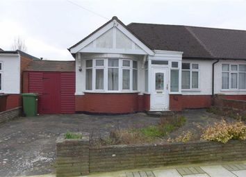Thumbnail Semi-detached bungalow for sale in Queens Avenue, Stanmore, Middlesex