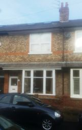Thumbnail Room to rent in Glen Road, Layerthorpe, York
