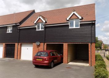 Thumbnail 2 bed semi-detached house for sale in Torun Way, Swindon
