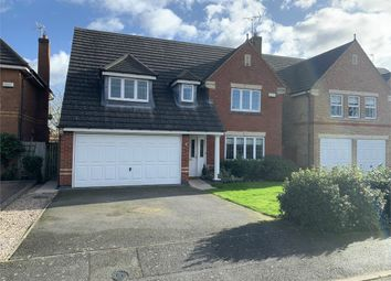 4 bed detached house for sale in Buzzard Close, Broughton Astley, Leicester LE9