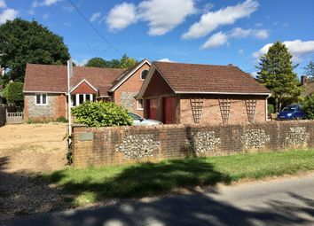Thumbnail 4 bed detached house for sale in Mansfield Business Park, Lymington Bottom Road, Medstead, Alton