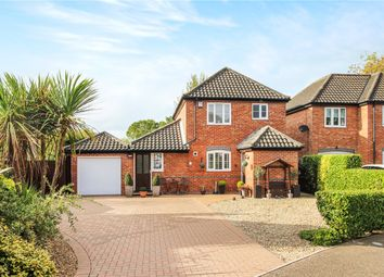 Thumbnail 3 bed detached house for sale in Fallowfield, Framingham Earl, Norwich, Norfolk