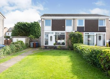 Thumbnail 3 bed semi-detached house for sale in Rosevale Crescent, Hamilton, South Lanarkshire