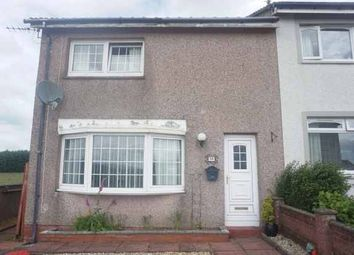 Thumbnail 2 bed terraced house for sale in Gladsmuir, Lanark, Lanarkshire