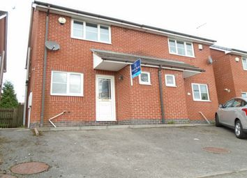 Thumbnail 2 bed semi-detached house to rent in Bishop Road, Chell, Stoke-On-Trent