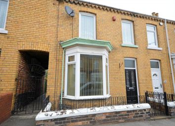 Thumbnail 2 bed terraced house for sale in Wykeham Street, Scarborough, North Yorkshire