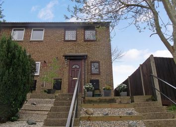 Thumbnail 2 bed semi-detached house for sale in Flamingo Close, Walderslade, Chatham, Kent