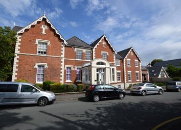 Thumbnail 2 bed flat for sale in Victoria Crescent, Handbridge, Chester