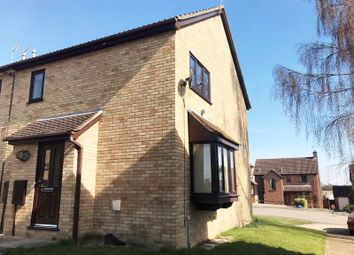 Thumbnail 1 bed property to rent in Newton Road, Sawtry, Huntingdon