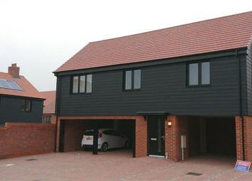 Thumbnail 2 bed detached house to rent in Millner Drive, Leybourne Chase, West Malling