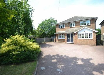 Thumbnail 4 bedroom detached house to rent in Longdown Lane North, Epsom